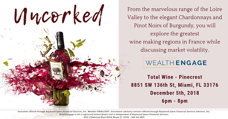 uncorked event